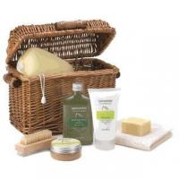 Buy cheap Bath & Body Products Healing Spa Bath Gift Basket from wholesalers