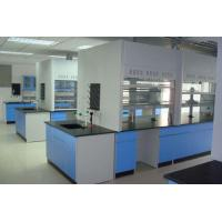 China Biological Laboratory Table Exhaust Duct Fume Hood on sale