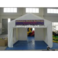 Buy cheap Inflatable Dome Tent Air Tight Mobile Inflatable Building from wholesalers