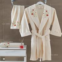Buy cheap Embroidery Bathrobes from wholesalers