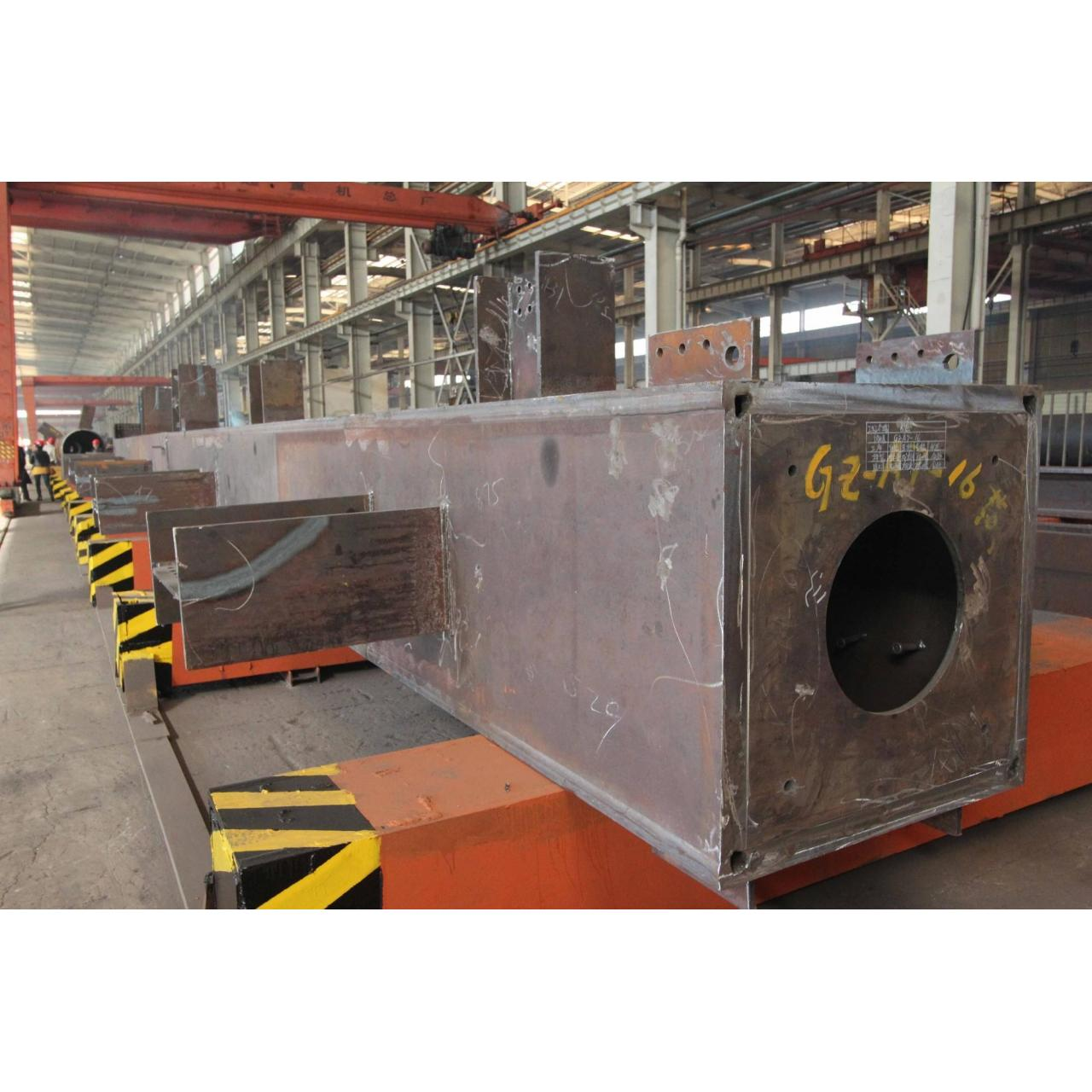 Heavy Steel Structure Manufactures