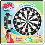 Wholesale FUN SPORT WHOLESALERS 17INCH DARTBOARD (RRP 7.49) from china suppliers