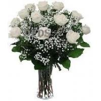 Buy cheap Dubai florist DFDS-Sympathy Roses - Purity of Love from wholesalers