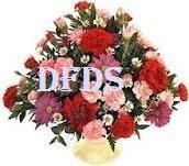 Buy cheap Dubai florist DFDS-Dubai Flower Basket from wholesalers