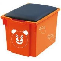 Buy cheap Toy Tidy - seat, orange from wholesalers