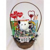 Buy cheap I Love You Gift Basket from wholesalers