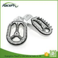 Buy cheap Dirt Bike CNC Wide Fat Foot Pegs Footrest For Husqvarna KTM 85cc-530cc (2005-2015) from wholesalers