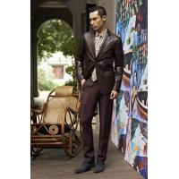 Wholesale Leather Men's Jacket from china suppliers