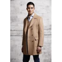 Wholesale Cashmere Men's Coat from china suppliers