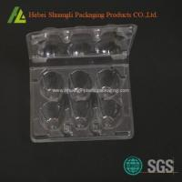Buy cheap recycled plastic quail egg trays from wholesalers