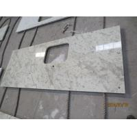 Buy cheap Cost Of Best White Granite Kitchens Countertops Slabs from wholesalers