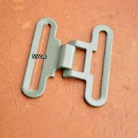 Buy cheap Gun Color Army Package Accessories Metal Buckle from wholesalers