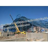 Mine Industry PEB Structural Steel Fabrications Pipe Truss Structure Manufactures