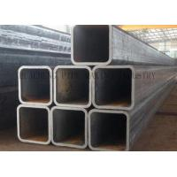 ASTM A500 Q195 Q215 Rectangle ERW Steel Structural Tube Seamless For Building Cold - Formed Manufactures