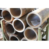 Buy cheap Varnish Hydraulic Cylinder ASTM A519 Pipe , Cold Drawn Precision Steel Tubes from wholesalers