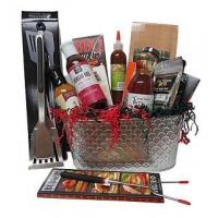 Buy cheap Gift Baskets The Quintessential BBQ Gift Basket from wholesalers