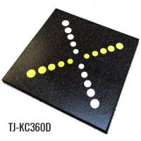 Buy cheap Coloured Playground Sports Rubber Tile Outdoor Flooring from wholesalers