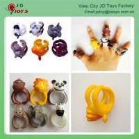 Zoo Animal Ring Toy For Kids