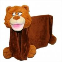 Sales and Closeouts Snuggle Uppets - Bear Blanket Manufactures