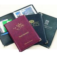 Buy cheap Guest Information Folders from wholesalers