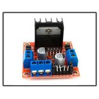 Buy cheap Dual H Bridge DC Stepper Motor Drive Controller Board Module from wholesalers