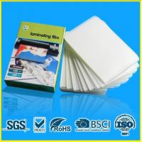 Buy cheap A4 A3 Laminating Pouches 10 Mil from wholesalers