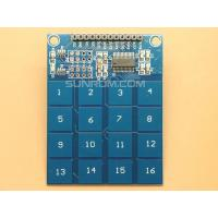 Buy cheap 8/16 Channel Capacitive Touch Module - TTP229 from wholesalers