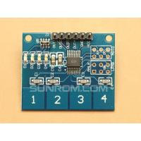 Buy cheap 4 Channel Capacitive Touch Module - TTP224 from wholesalers