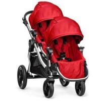 Buy cheap Open Box Baby Jogger City Select Double Stroller (2014/15-Ruby) $519.00 from wholesalers