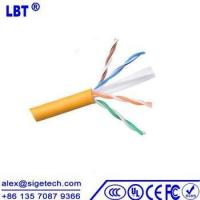 Buy cheap China Wholesale copper cable price per meter utp cat5e/cat 6 cable made in China from wholesalers
