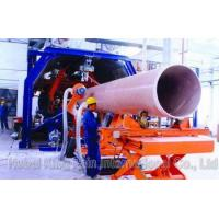 Buy cheap CFW 300-2600mm continuous GRP pipe winding production line from wholesalers