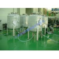 Buy cheap High Performance High-solids Plate Steel Lining Tetrafluoroethane Reactor Tower from wholesalers
