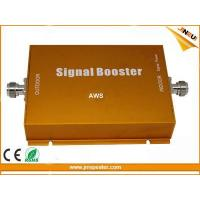 Buy cheap AWS 1700Mhz Signal Repeater LTE Cellular Signal Booster from wholesalers