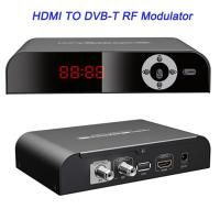 Buy cheap HDMI Extender 2016 high quality hdmi to rf modulator dvb-t converter from wholesalers