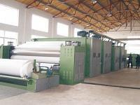Buy cheap Non-woven FZ-acupuncture leather fabric production line from wholesalers