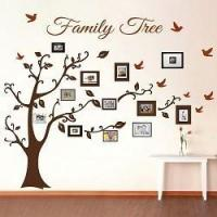 Buy cheap Picture Frame Family Tree Wall Art from wholesalers