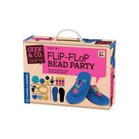 Buy cheap Craft Kits Flip-Flop Bead Party from wholesalers
