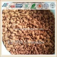 Colorful EPDM Rubber Granules for Running Track, Parking Road, Playground Manufactures