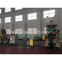 Buy cheap double crank progressive die metal stamping punch power Press machine Admin Edit from wholesalers