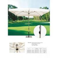 Buy cheap Patio Umbrella Stainless Steel Rectangular Market Umbrella from wholesalers