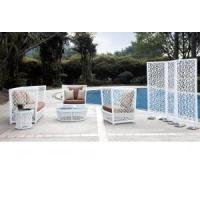 Buy cheap Patio Furniture Outdoor Wicker and Resin Sofa 6-Piece Couch Set from wholesalers