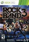 Rock Band 3 - Xbox 360 (Game) Manufactures