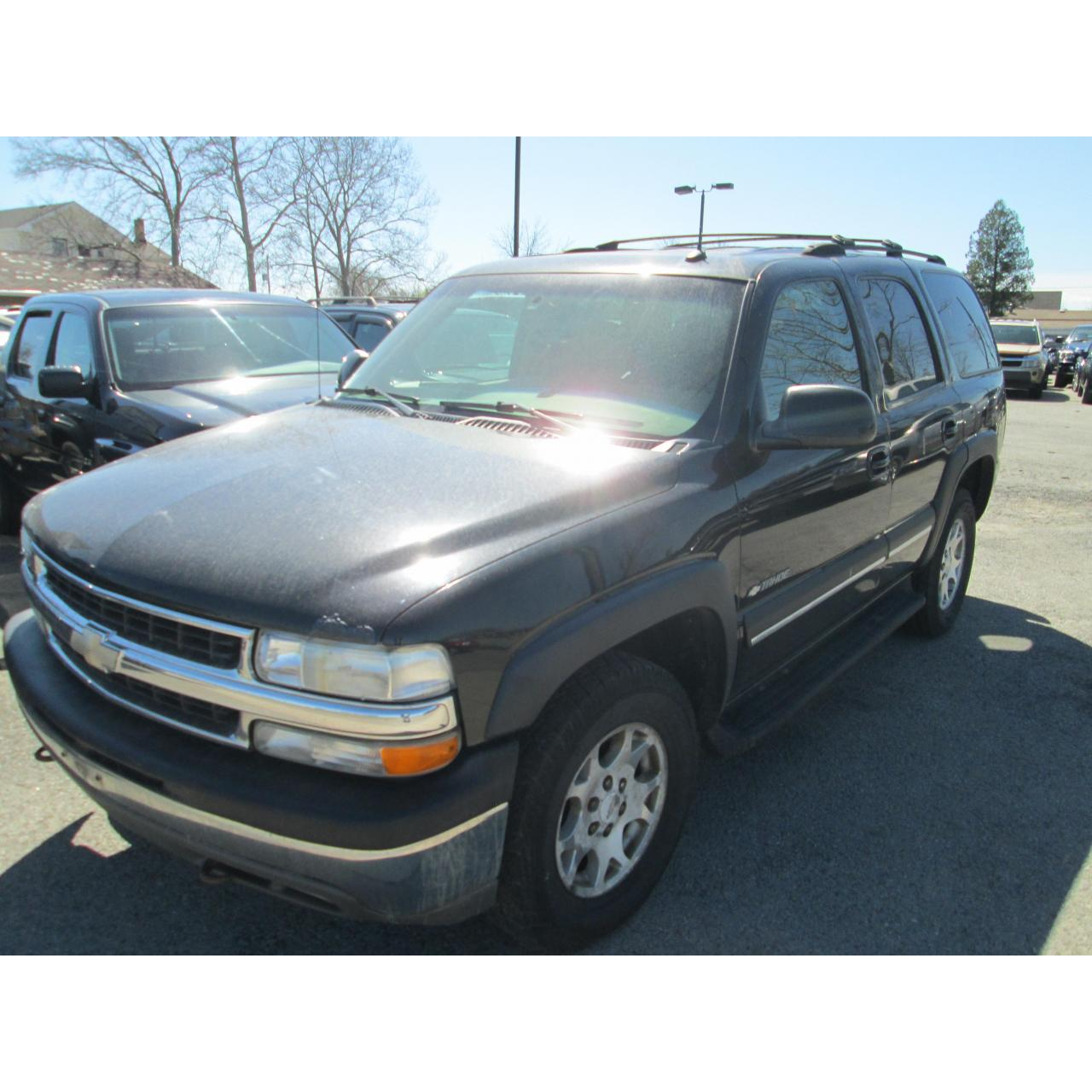 Buy cheap 2003 Chevrolet Tahoe LT1 LOADED WITH LEATHER AND SUNROOF from wholesalers