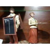 Buy cheap Custom figurines poly resin figures pvc human figures collections from wholesalers