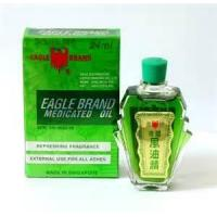 Eagle Brand Medicated Oil (24ml) Manufactures