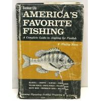 Wholesale Outdoor Life, America's Favorite Fishing. F. Philip Rice. Hardcover. 1971 from china suppliers