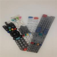 Silicone Keypad Manufacturer Silicone Rubber Buttons