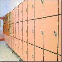 Wholesale Fireproof Easy to Clean High Pressure Laminate Board Supermarket Lockers from china suppliers