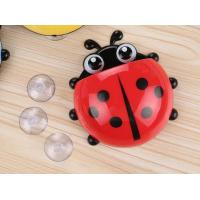 Ladybug receive toothpaste Toothbrush Holder Manufactures