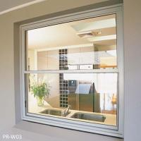 Buy cheap Aluminum double hung window from wholesalers